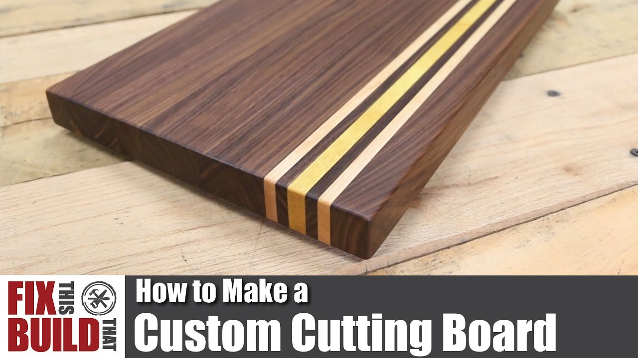 Custom-Cutting-Board-from-Scrap-Wood-How-to-Make