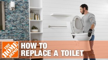 How-To-Replace-or-Install-a-Toilet-The-Home-Depot