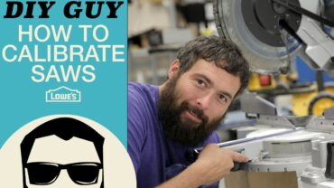 DIY-Guy-Calibrate-Your-Saws