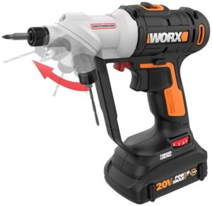 WORX WX176L.1 Switchdriver 2-in-1 Cordless Drill