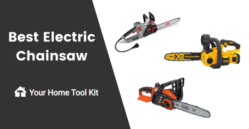best electric chainsaw banner