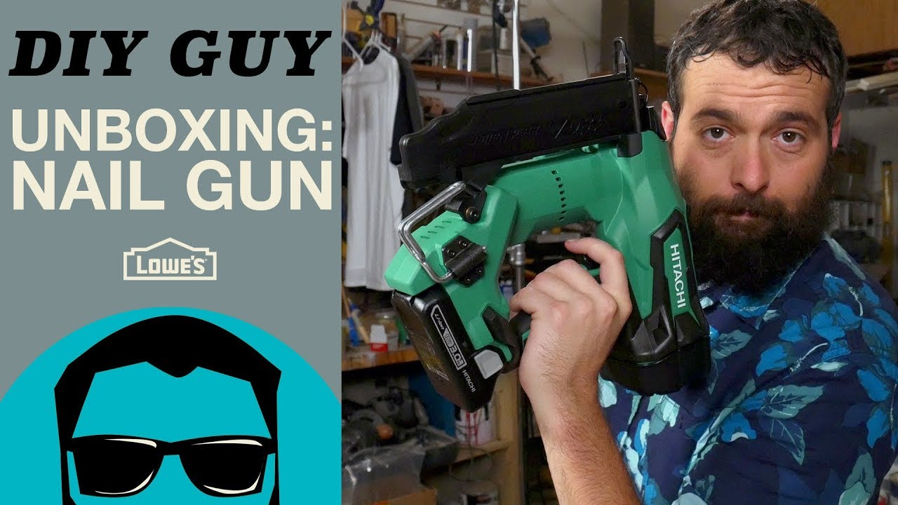 Unboxing-and-First-Use-Nail-Gun